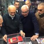 28.11.2015 - Ferrari 250 GTL, Carlo Brianza Miniland scala 1:20