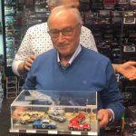 Alberto Sarti ci presenta la sua ultima creazione: diorama vincenti Carrera Panamericana