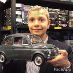 Da Tiny Cars si torna bambini!