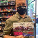 Davide ci omaggia della cartolina promozionale delle Iron Dames autografata! Si ringrazia la sua amica Manuela Gostner