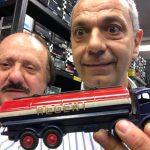 Dinky Toys e il mitico Paolo Rampini!