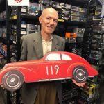 L'amico Federico Moroni ci mostra l'Alfa 2900 B che vinse l'ultima Mille Miglia per Alfa Romeo nel 1947
