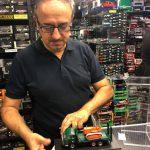 Massimo Carini ci presenta la sua creazione: Alfa Romeo Mille tre assi Fresia scala 1:43