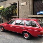 Mercedes 300TD 1982