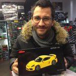 Sabino e la sua Porsche Cayman GT4!