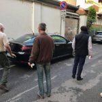 Si ammira la nuova Alfa Gt del 2009 di Emanuele!