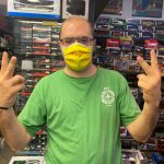 Tiny mascherina per Edoardo!
