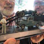 Trasporto Cooper Norton su Land Rover, realizzata da Gianpiero Varesi!