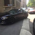 Valerio Alfonzetti ci porta a vedere la Ford Mustang in prova, non si può non provarla!