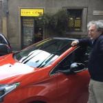 Valerio Alfonzetti prova la Peugeot 208!