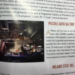 Sul nuovo numero di Cortina Auto! Presente un articolo su Tiny Cars, grazie Valerio