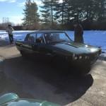 Rover 3500!