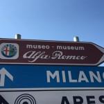 Visita al Museo Alfa Romeo! - di la!!