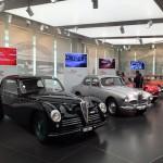 Visita al Museo Alfa Romeo! - le auto esposte