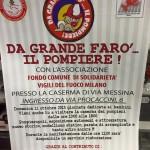 Domenica 11 Ottobre alla Caserma di Via Messina
