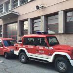 Visita alla caserma dei Vigili del Fuoco, USAR Urban Search And Rescue!
