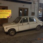 Avvistamento all'isola di Egina   la ZASTAVA 101, ovvero la FIAT 128 prodotta nella ex Jugoslavia