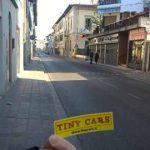 Da Alessio Tiny Scandicci, via Paoli, direzione mercatino dell'anti quariato
