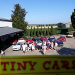 Da Marco il Più grande raduno Alfa Romeo Giulia GTC al mondo in Germania....Tiny cars presente