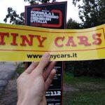 Primo Tiny Reporter, Mattia dall'Autodromo di Monza! Tiny Cars presente!