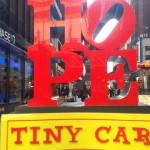 Tiny Cars New York!
