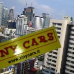 Tiny Cars a Bangkok, buone vacanze a Stefano Marangoni!