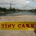 Tiny Cars Worldwide! Parigi