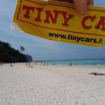 Tiny Cars a Bamboo Island, Koh Phi Phi, Thailand. Grazie Stefano!