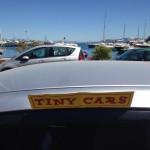 Tiny Cars a Porto Santo Stefano (Gr) ciao Guido!