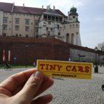 Tiny Cars al Castello di Cracovia