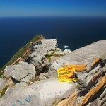 Tiny a Cape Point sud Africa