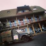 Double Chevron on the road... Seguite l'avventura di Luca Gastaldi! Tiny Cars presente!