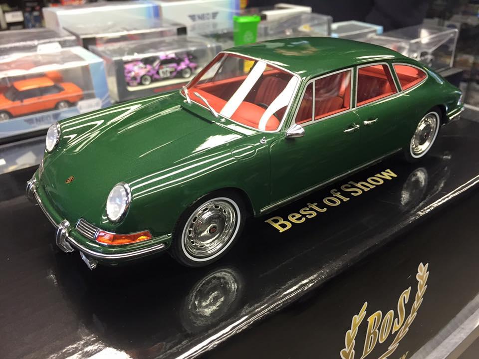 porsche 911 trouman 4 t rer 1967 bos models scala 1 18