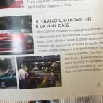 25.06.2016 - L'ultimo numero di Auto Excellence! Tiny Cars presente! Graziee!