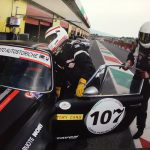 La-Tiny-Porsche-di-Benusiglio-e-Damiani-in-azione-al-Mugello-4-assoluto-del-secondo-raggruppamento