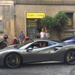 Tiny Ferrari