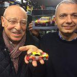 La Tiny Alfa Gtv con cui ha corso Renato Benusiglio a Red Bull Ring!