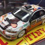 Edo ha una sorpresa: il modellino della mitica Tiny Mitsubishi!
