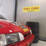Col grande Renato Benusiglio Tiny Cars all'Alfa Revival Cup presso l'Autodromo di Monza!
