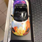 """Le rarissime Porsche 718 Boxter """"Storie di Milano"""""""