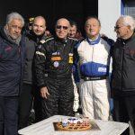 Renato Benusiglio ci manda le foto della Tiny Porsche Cayman con cui ha corso a Magione la sua 700' gara! Complimenti!