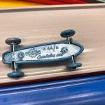 Un Tiny amico ci porta ad ammirare questa pista G9 Gardiol Milano con comprese automobiline Mercury!
