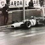 Davide Senna ci porta una straordinaria serie di foto scattate al Gran Premio di Montecarlo di Formula 1 del 1968!