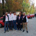 Immagini dalla manifestazione Imar GT 2019 a Grazzano Visconti durante la quale è stata consegnata come trofeo la nuova opera di Marco Tansini.