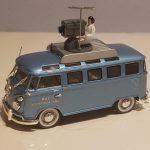 Volkswagen T1 RAI su base Cararama