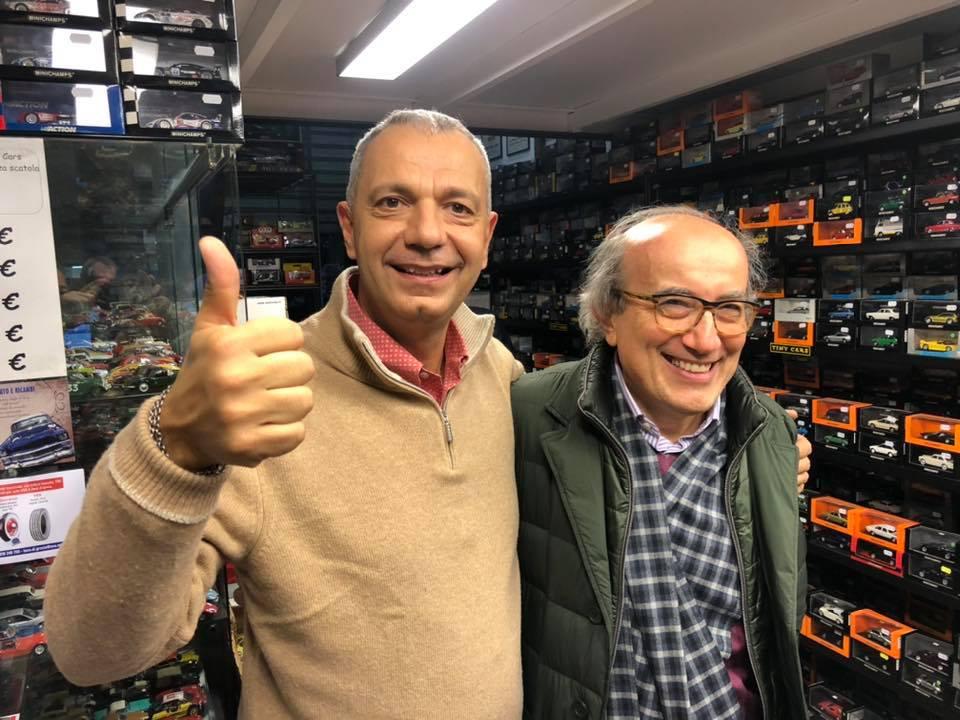 Ancora grazie a Massimo Cerri per il bellissimo servizio su Italia 1!