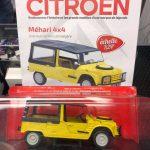 Citroen Mehari 4x4 scala 1:24 edicola francese
