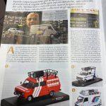 Alessandro Rigatto ci presenta gli ultimi numeri di Guida Suv e Furgoni Magazine! Tiny Cars forever! Grazieeee!