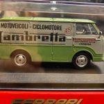 Alfa Romeo Romeo Lambretta scala 1:43