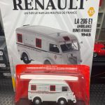 Ambulance Usines Renault edicola francese scala 1:43